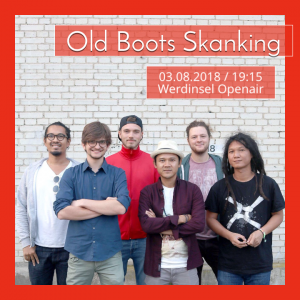 Band 1 - Old Boots Skanking